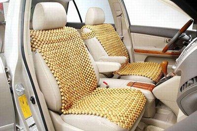 Gợi ý các phụ kiện ô tô tiện lợi đối phó nắng nóng - Đệm lót vừa mát, vừa chống hôi và bảo vệ nội thất