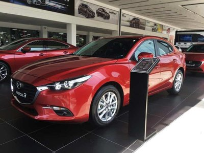 """Giá lăn bánh xe Mazda 3 2019: Giá """"mềm"""" để thống trị phân khúc hạng C a1"""