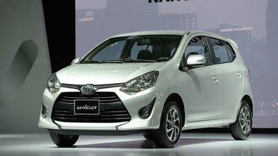 Toyota Wigo giảm mạnh doanh số bán hàng trong tháng 2 vừa quaa1