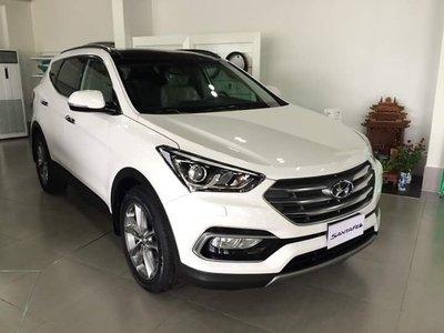 Vay mua xe Hyundai Santa Fe 2019 trả góp a1