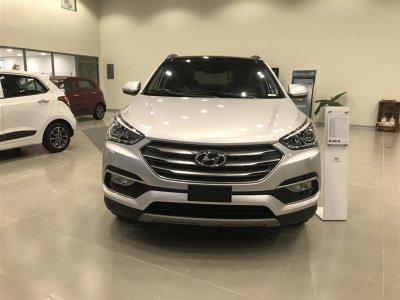 Vay mua xe Hyundai Santa Fe 2019 trả góp a1.