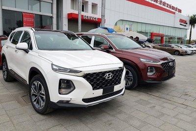 Đại lý Hyundai tại Việt Nam...