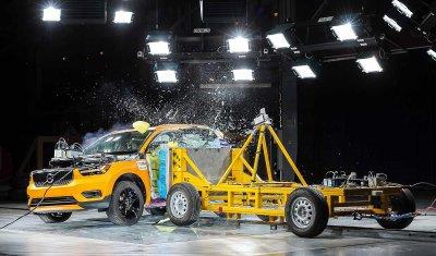 Đánh giá mức độ an toàn của các trang bị hỗ trợ trên xe hơi...