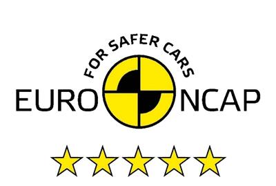 Logo tiêu chuẩn an toàn Euro NCAP...