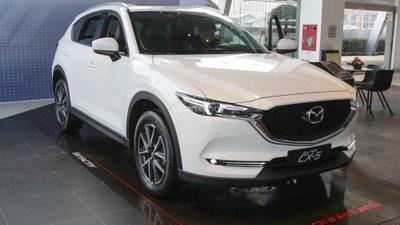 Giá lăn bánh xe Mazda CX-5 2019 mới nhất tại Việt Nam a2