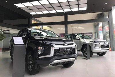 """Không chỉ Ranger, Mitsubishi Triton cũng """"chạy"""" không kịp thuế a2."""