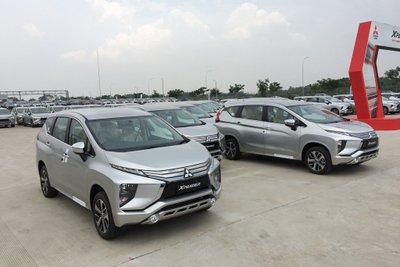 Quá khan hàng, Mitsubishi Xpander ngừng nhập khẩu? a5.