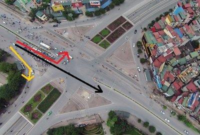 Quy tắc nhường đường tại nơi đường giao nhau và mức phạt khi tài xế vi phạm2aa