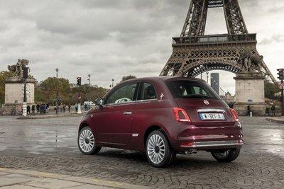 Fiat 500 thế hệ mới sẽ là xe điện 3