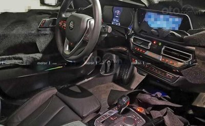 BMW 1-Series 2019 nội thất