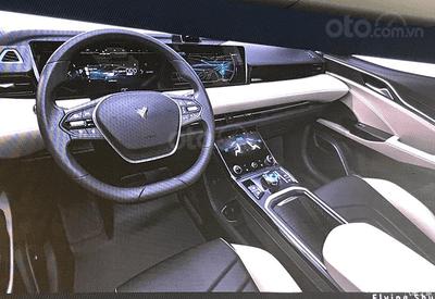 Hozon Auto U sở hữu nội thất tân tiến, hiện đại