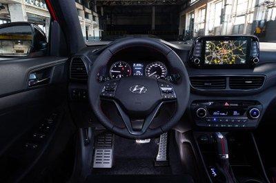 Hyundai Tucson củng cố đội hình với phiên bản thể thao a2.