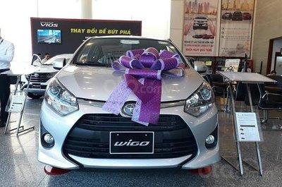 Ưu nhược điểm của xe Toyota Wigo 20192aa