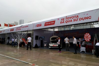 Đến Thành phố Toyota: Đã chạm là tin a3
