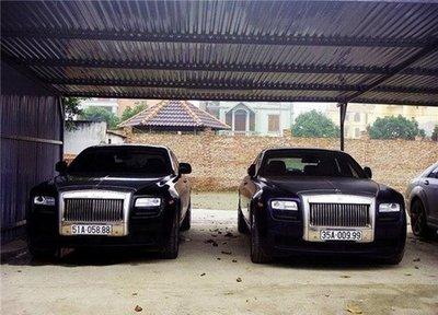 Nhiều đại gia ở Ninh Bình sở hữu Rolls-Royce đắt tiền nhiều người chưa biết3