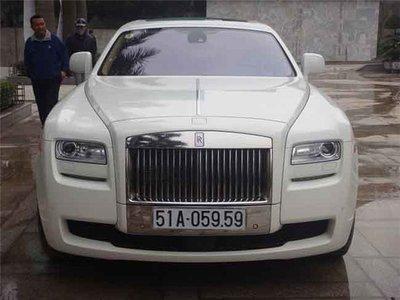 Nhiều đại gia ở Ninh Bình sở hữu Rolls-Royce đắt tiền nhiều người chưa biết6aa