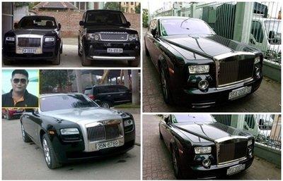 Nhiều đại gia ở Ninh Bình sở hữu Rolls-Royce đắt tiền nhiều người chưa biết2aa