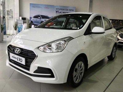 Giá lăn bánh Hyundai Grand i10 2019 khởi điểm từ 350 triệu đồng.