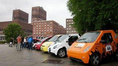 Na Uy là quốc gia đầu tiên sở hữu trạm sạc điện không dây cho xe hơi.