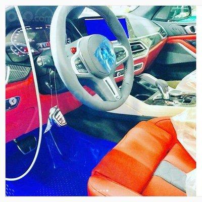 BMW X5 và X6 M đảm bảo công nghệ tân tiến