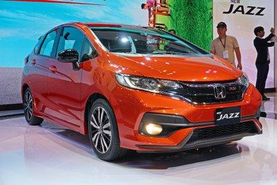 Honda Jazz đứng trước nguy cơ rời khỏi thị trường Việt a1