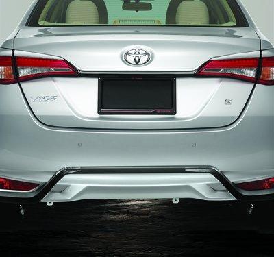 Phụ kiện trang trí chính hãng của Toyota Vios 2019 - Ảnh 4.