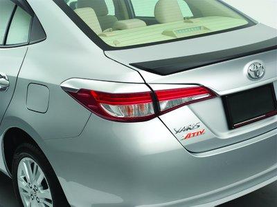 Phụ kiện trang trí chính hãng của Toyota Vios 2019 - Ảnh 2.