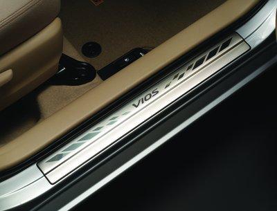 Phụ kiện nội thất chính hãng của Toyota Vios 2019.