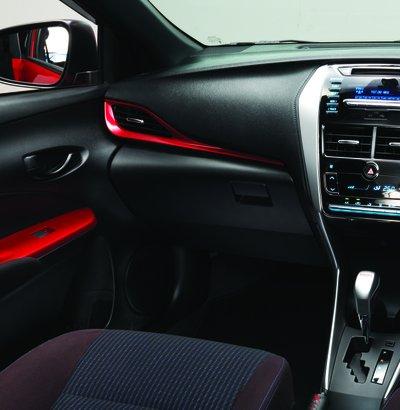 Phụ kiện nội thất chính hãng của Toyota Vios 2019 - Ảnh 2.