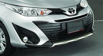 Phụ kiện trang trí chính hãng của Toyota Vios 2019.