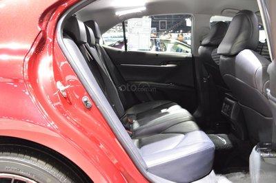 [BIMS 2019] Toyota Camry TRD Sportivo 2019 thoải mái