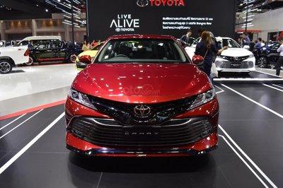 [BIMS 2019] Toyota Camry TRD Sportivo 2019 táo bạo hơn