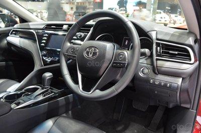 [BIMS 2019] Toyota Camry TRD Sportivo 2019 đầy đủ công nghệ
