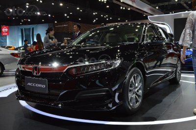 Honda Accord 2019 ra mắt