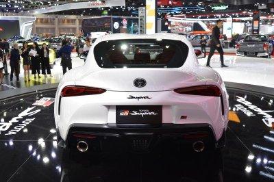 Động cơ trang bị cho Toyota GR Supra