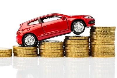Chi phí khấu hao chính là khoản tiền mà người dùng phải chi ra để mua được giá trị sử dụng của chiếc xe...