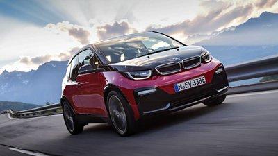 Ô tô điện BMW i3 All Electric Sedan