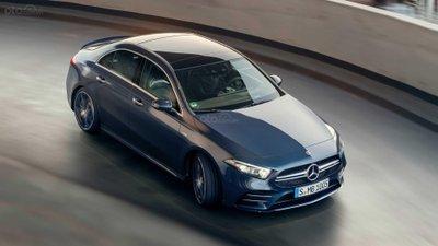 Mercedes-AMG A35 Sedan 2020 đầu xe 2