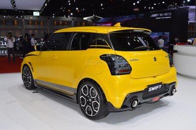 [BIMS 2019] Suzuki Swift Sport độ đúng chuẩn hiệu suất