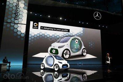 Geely sắp mua phần lớn cổ phần ô tô Smart từ tay Daimler