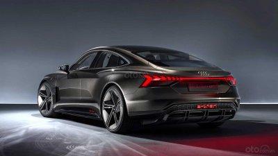 Xe điện cỡ Audi A4 theo ngôn ngữ thiết kế mới