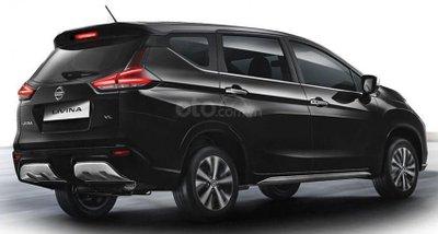 Ảnh Nissan Grand Livina nhập Indonesia sắp về Việt Nam a4