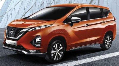 Ảnh Nissan Grand Livina nhập Indonesia sắp về Việt Nam a2
