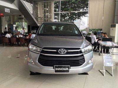 Bá chủ phân khúc MPV, Toyota Innova có gói phụ kiện chính hãng trị giá bao nhiêu?.