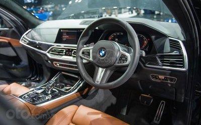 BMW X7 2019 trình làng tại thị trường ASEAN - nội thất