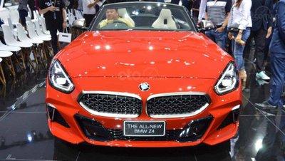 BMW Z4 2019 - đầu xe