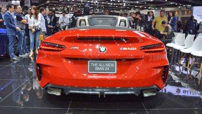 BMW Z4 2019 - đuôi xe 3
