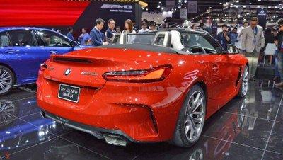 BMW Z4 2019 - đuôi xe 2
