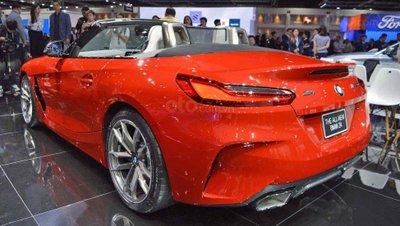 BMW Z4 2019 - đuôi xe 1