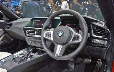 BMW Z4 2019 - vô lăng